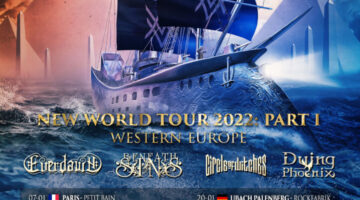 Tour 2022 Part I Supports - Poster V2